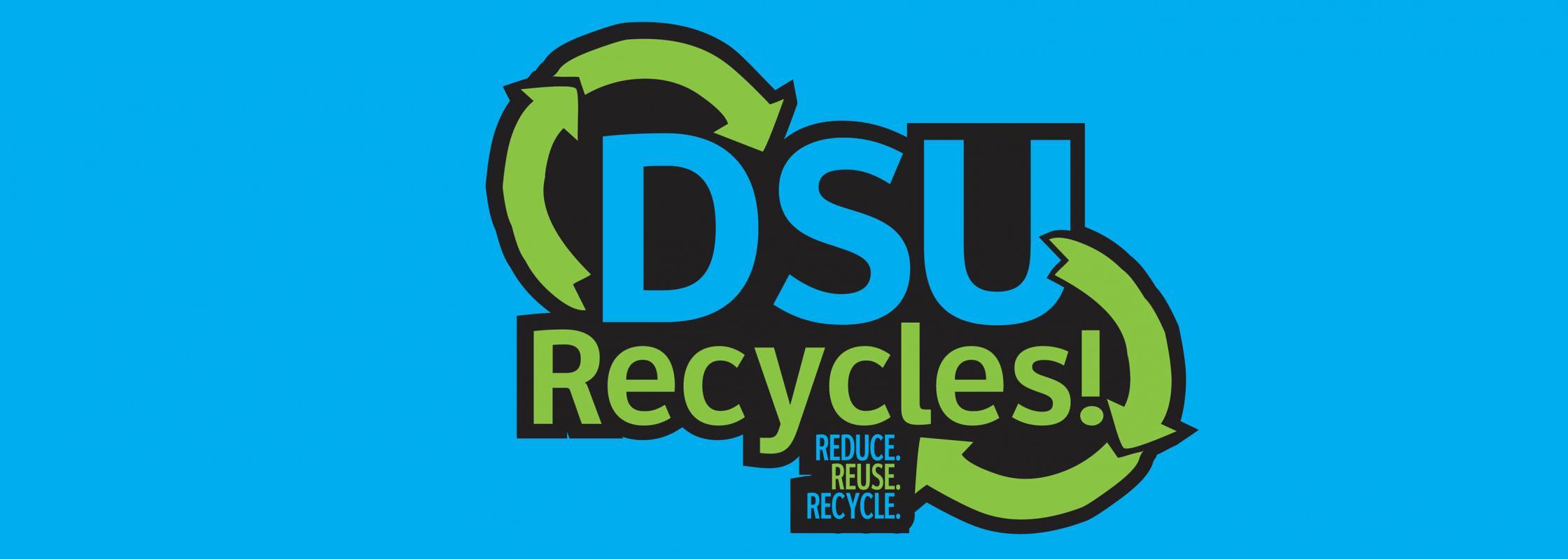 DSU Recycles